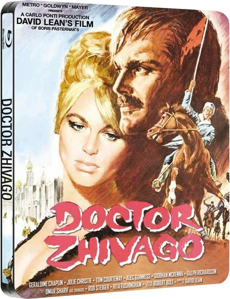 Doctor Zhivago - Steelbook Edition (UK EDITION)