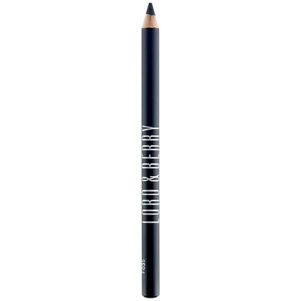 Crayon soyeux pour les yeux Kajal Lord & Berry - Noir