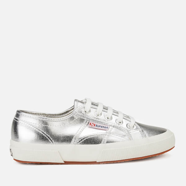 Superga Women's 2750 Cotmetu Trainers - Silver