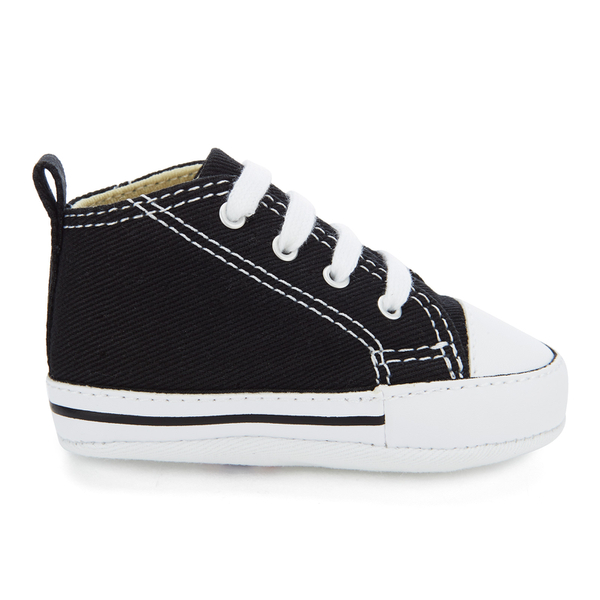 54a70d2560fe66 Converse Babies  Chuck Taylor All Star Hi-Top Trainers - Black White ...