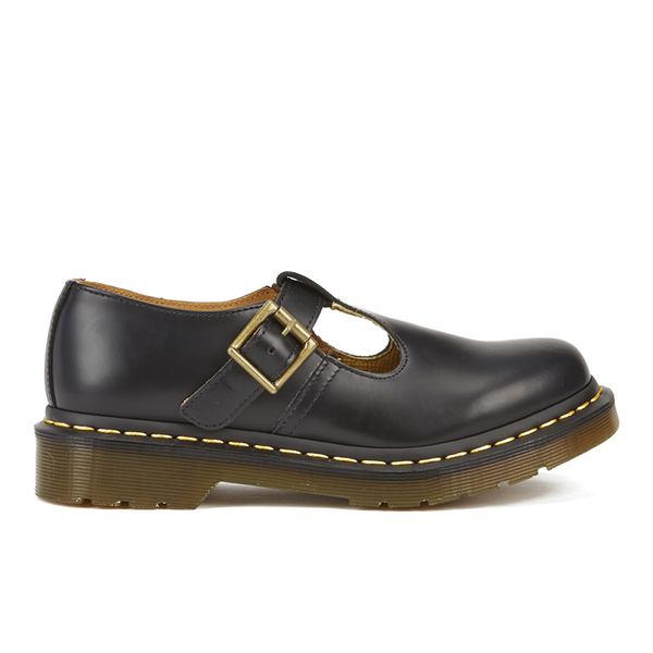 Dr. Martens Polley T-bar Leather Mary Jane Flats xRSJ0opf