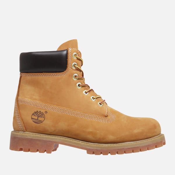 f9502f6a5f Timberland Men's 6 Inch Premium Boots - Wheat | FREE UK Delivery ...