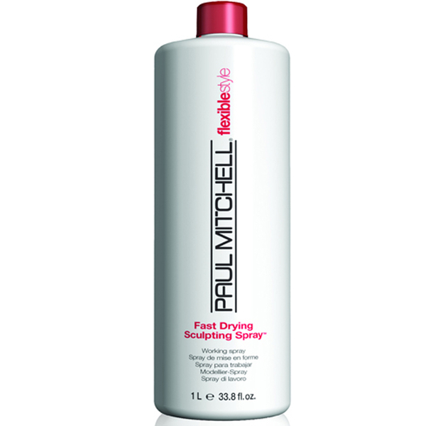 Paul Mitchell Fast Drying Sculpt Spray (1000ml)