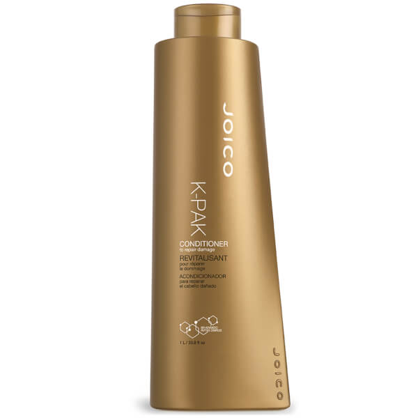 Joico K-Pak Conditioner (1000 ml) - (Verdt £ 50,00)