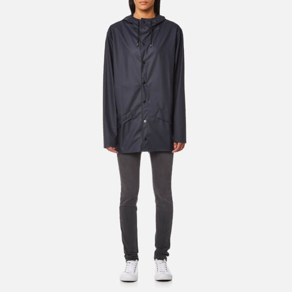 RAINS Jacket - Blue