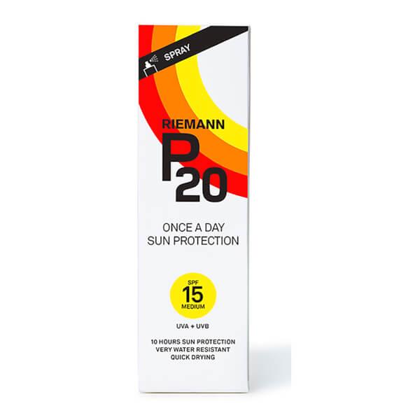 Riemann P20 Sun 100 ml SPF 15 Filter
