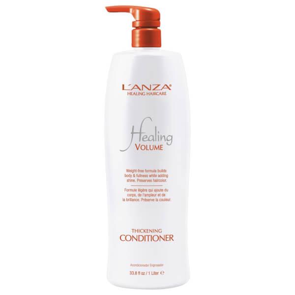 LAnza Healing Volume Thickening Conditioner (1000ml) - (Worth £101.00)