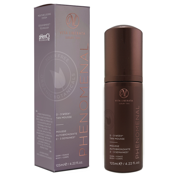 Vita Liberata pHenomenal 2-3 Week Tan - Dark - 125 ml