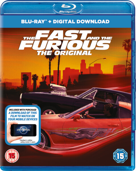 The Fast and the Furious (Includes UltraViolet Copy)