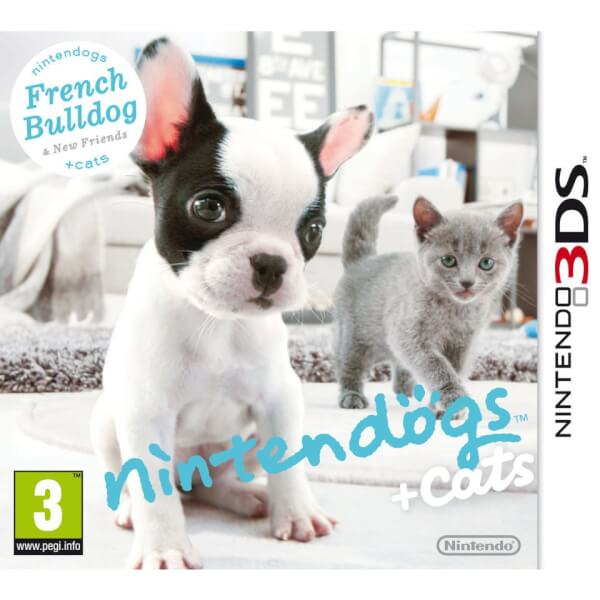 Nintendogs™ + Cats (French Bulldog + New Friends)