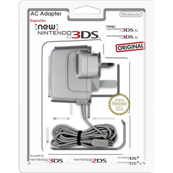 Nintendo 3DS Power Adapter