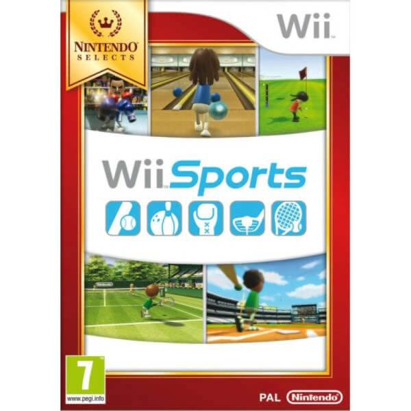 Wii Nintendo Selects Sports™