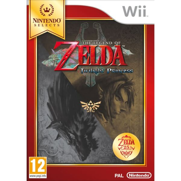 Wii Nintendo Selects The Legend of Zelda™: Twilight Princess