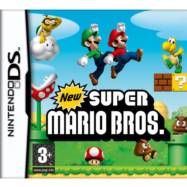 New Super Mario Bros.