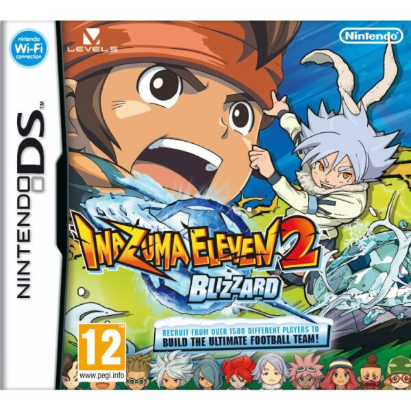 Inazuma Eleven 2: Blizzard