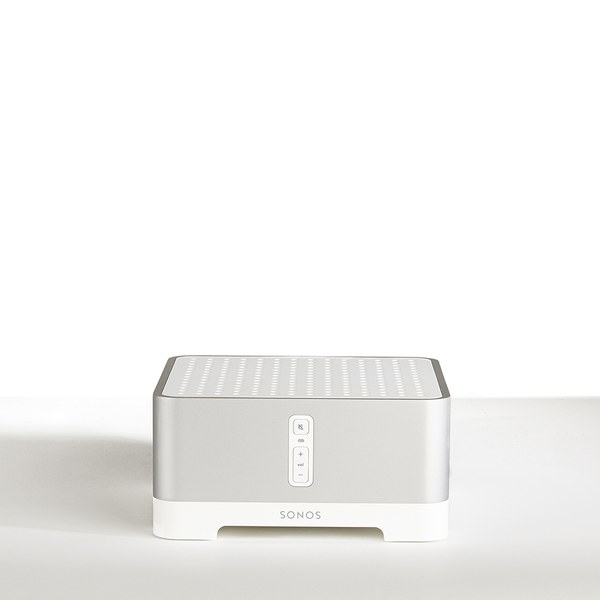 Sonos Connect:Amp Wireless Hifi - Silver