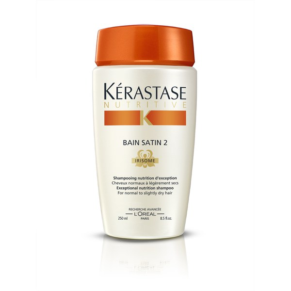 K rastase nutritive irisome bain satin 2 250ml free for Kerastase reflection bain miroir 2 shampoo