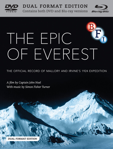 The Epic of Everest (Includes DVD)