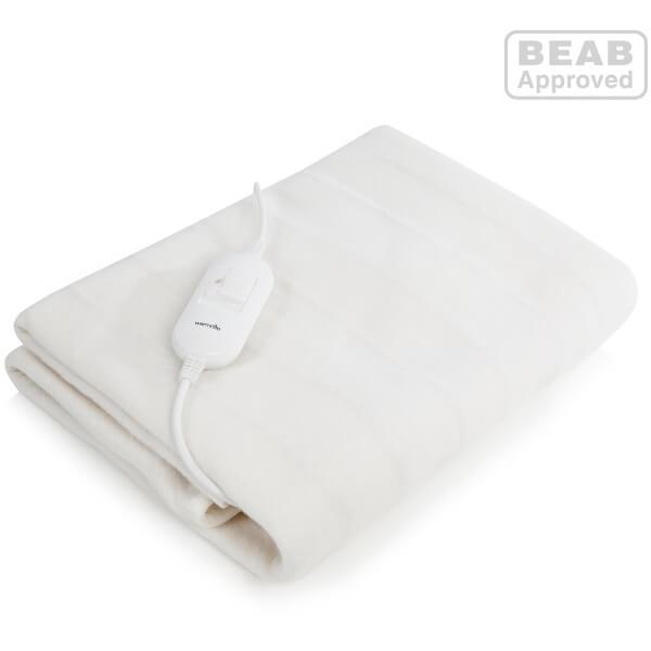 Warmnite WN49003 Heated Electric Blanket - White - King