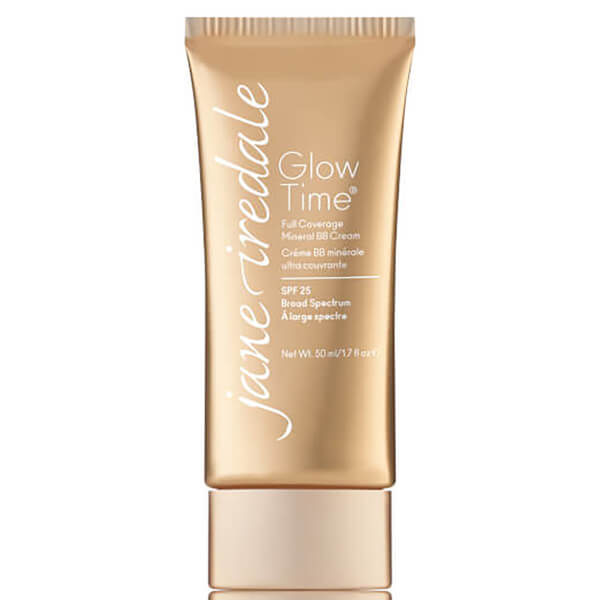 jane iredale Glow Time Full Coverage Mineral BB Cream 50ml (Various Shades)