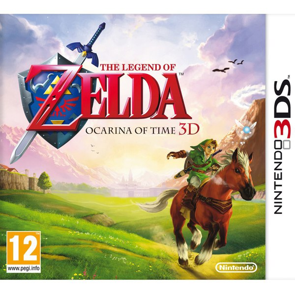 The Legend of Zelda™: Ocarina of Time 3D - Digital Download