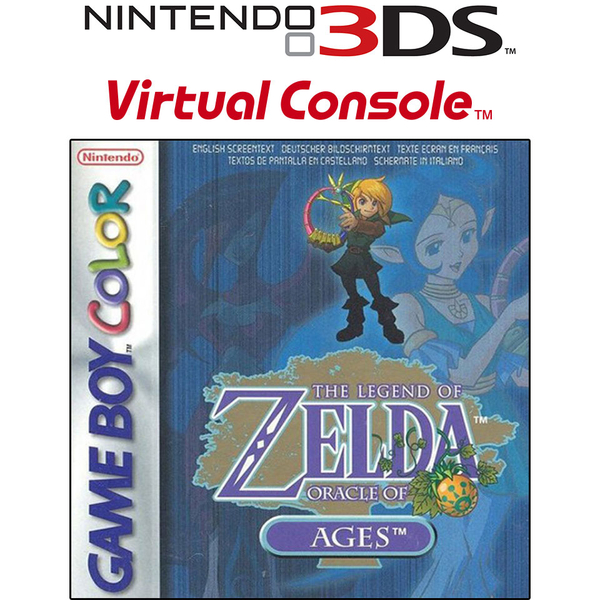 The Legend of Zelda™: Oracle of Ages - Digital Download