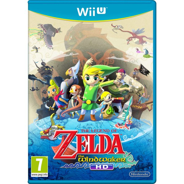 The Legend of Zelda™: The Wind Waker HD - Digital Download