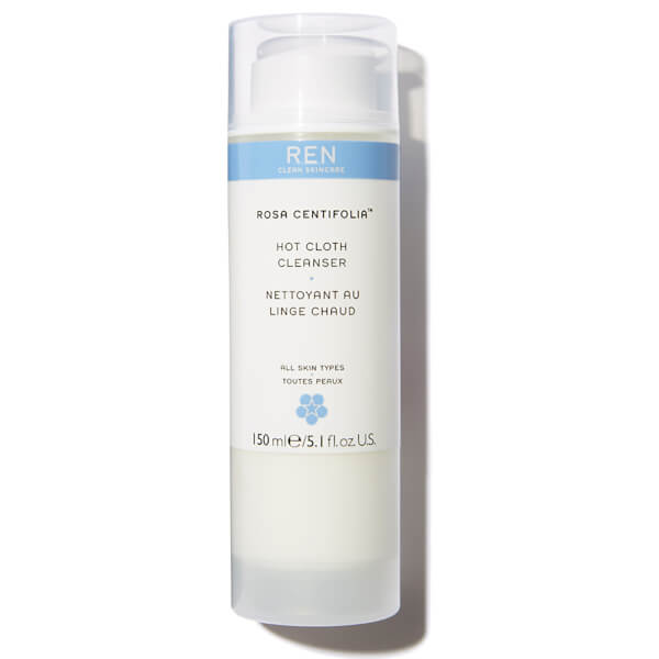 REN Rosa Centifolia™ Hot Cloth Cleanser