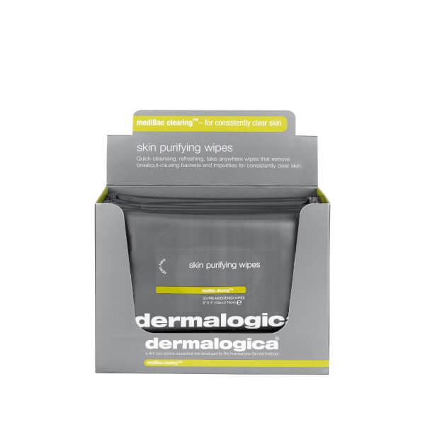 Toallitas Pre-Limpiadoras Dermalogica Pre Cleanse (20 unidades)