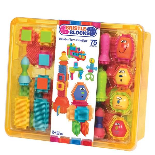 Bristle Block Building Ideas