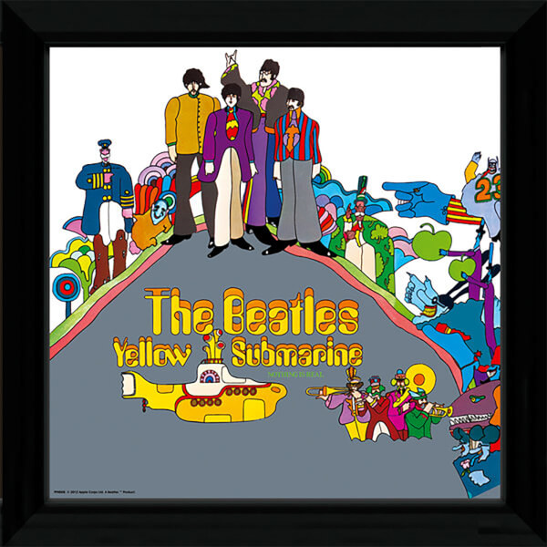 The Beatles Yellow Submarine 2 - 12