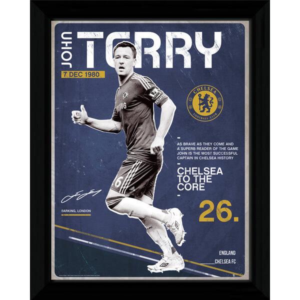 Chelsea Terry Retro - 16