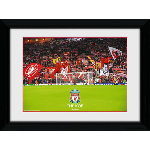 Liverpool The Kop - 16