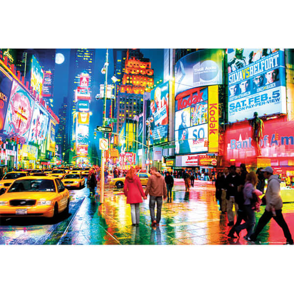 New York Times Square - Maxi Poster - 61 x 91.5cm