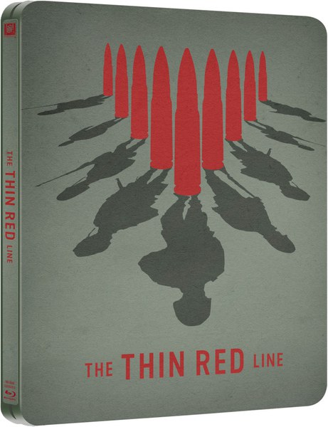 The Thin Red Line - Limited Edition Steelbook (UK EDITION)