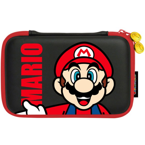 Mario Hard Pouch for Nintendo 3DS XL
