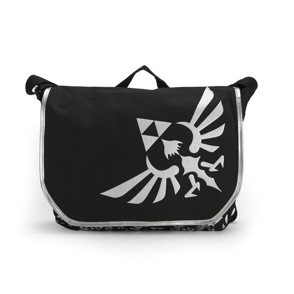 The Legend Of Zelda - Messenger Bag (Black)