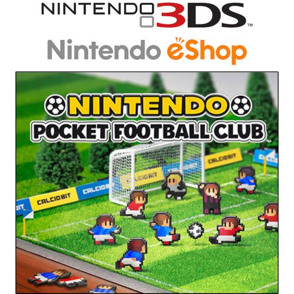 Nintendo Pocket Football Club - Digital Download