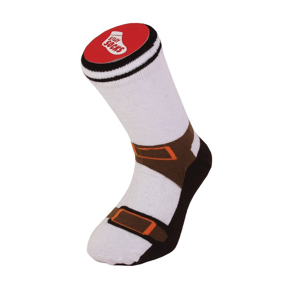 Silly Socks - Toddler Sandal (Size 9-13)