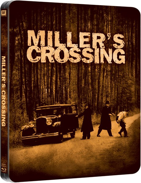 Millers Crossing - Steelbook Edition