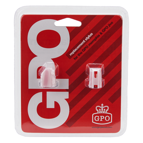 GPO Retro Two Pack of Spare Needles for Stylo, Memphis and Jive