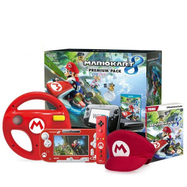 Mario Kart 8 Red Mario Bundle Nintendo Official Uk Store
