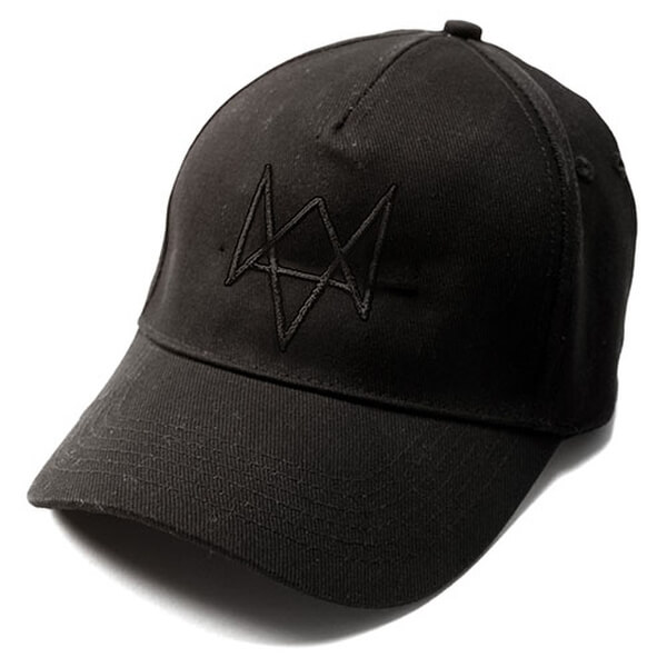 Watch Dogs Standard 5-Panel Embroidered Art Basecap