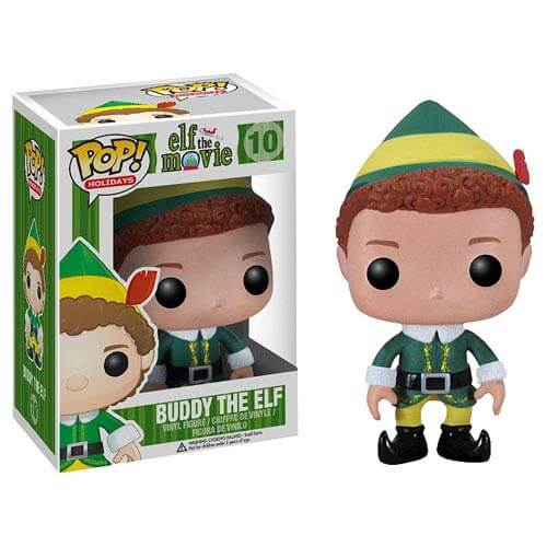 Buddy The Elf Pop! Vinyl Figure