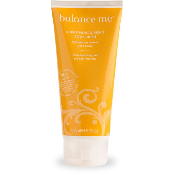 Balance Me Super Moisturising Body Wash (200ml)