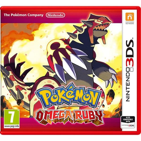 Pokémon Omega Ruby