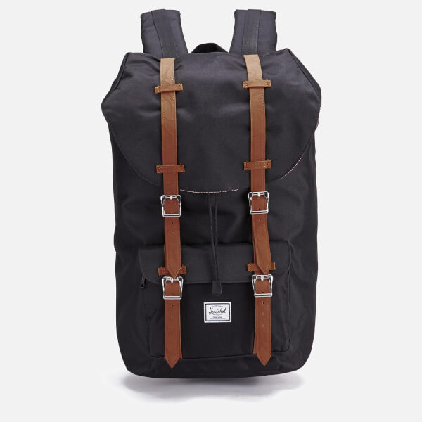 07ccab4d7cf Herschel Supply Co. Little America Backpack - Black  Image 1