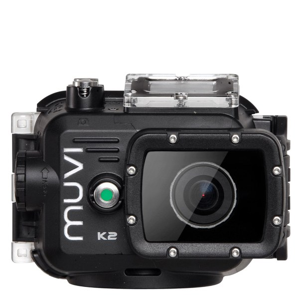 Caméra d'action Veho Muvi K-Series K2 Résistante à l'eau