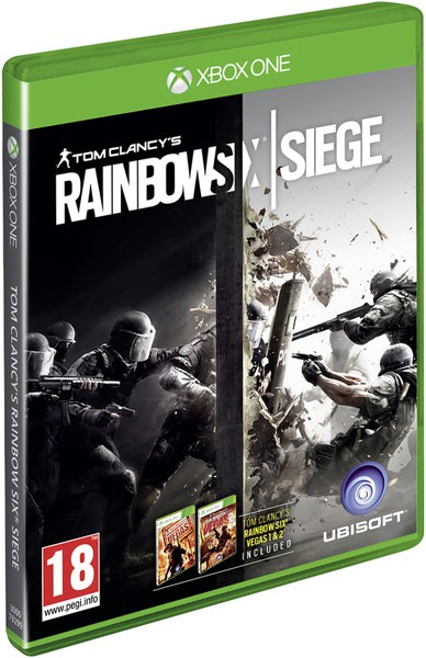 tom clancy 39 s rainbow six siege xbox one zavvi. Black Bedroom Furniture Sets. Home Design Ideas