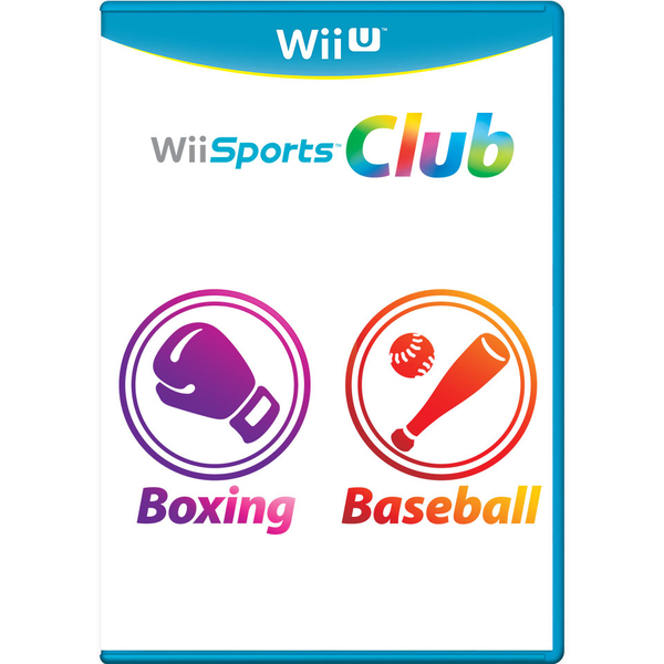 Wii Sports Club - Baseball & Boxing - Digital Download
